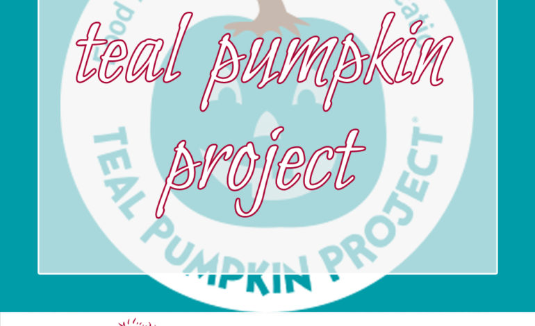 Teal Pumpkin Project FARE Food Allergies Family Allergy and Asthma Care in Flower Mound and Denton Texas
