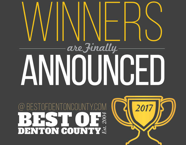 Best Of Denton County 2017
