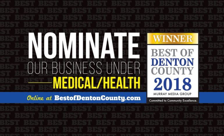 Best of Denton County 2018 Family Allergy & Asthma Care