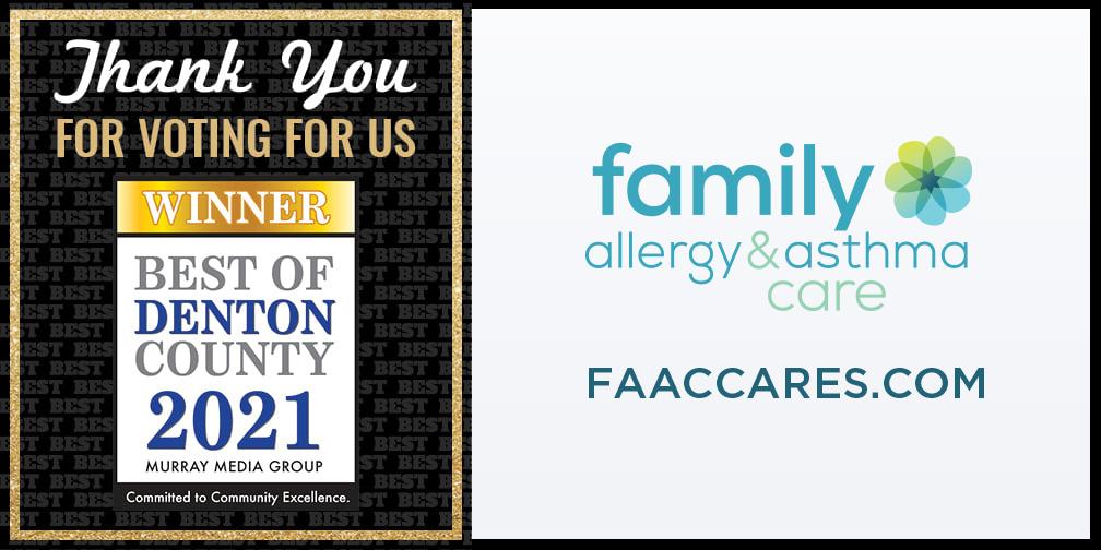 best of denton county 2021 allergy center allergist allergies asthma